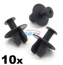 10x 12mm Screw Fit Expanding Plastic Rivet- Jaguar XR831159