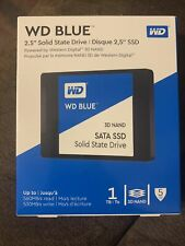 """WD Blue 2.5"""" 3D NAND SATA SSD Solid State Drive 1TB - **NEW**"""
