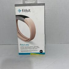 Fitbit Alta Leather Band Small, Blush Pink