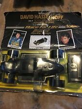 New, in Package, David Hasselhoff Race for Life Arie Luyendyk Lola T-8600 Car