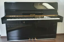 Top gepflegtes ETYDE Klavier in schwarz inkl. höhenverstellbarem Stuhl