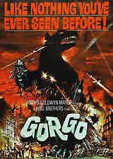 Gorgo DVD PULP VIDEO