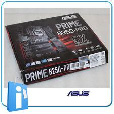 Placa base ATX B250 ASUS B250-PRO Socket 1151 con Accesorios