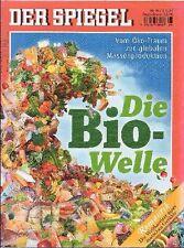 SPIEGEL 36/2007 Die Bio-Welle