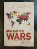 New and Old Wars : Organized Violence in a Global Era, Third Edition Kaldor