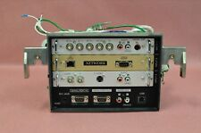 Sanyo HD Pro Wide Multiverse Projector PLV WF10 Input/Output Panel Unit