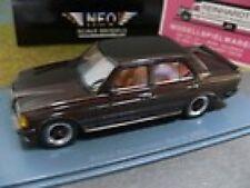 1/43 neo mercedes 280 e AMG marrón oscuro metalizado 181546 *