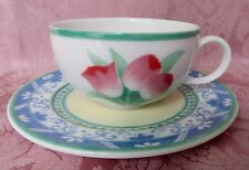 Villeroy & Boch Perugia Tea Cup and Saucer