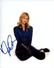 JESSICA ALBA signed autographed FANTASTIC FOUR SUE STORM INVISIBLE WOMAN photo