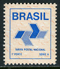 Brazil 2201, MNH. Definitive. First class domestic letter postage rate, 1989