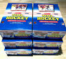 1990-91 Score Hockey Wax ~ LOT OF SIX (6) CELLO WRAPPED BOXES - BRODUER, JAGR RC