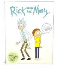 Dark Horse, The Art of Rick and Morty Book, Glow in the Dark , New and Sealed