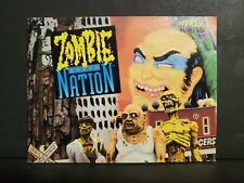 Zombie Nation (Nintendo Entertainment System, 1991) NES Manual Only
