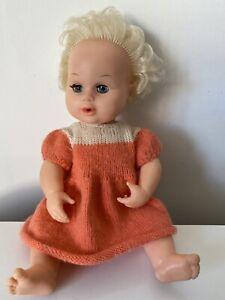 Teeny Weenie Tiny Tears Vintgae Palitoy Doll
