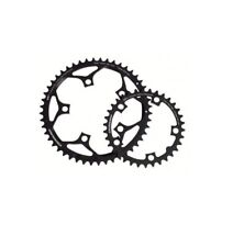 STRONGLIGHT CT2  CERAMIC TEFLON  BLACK 110BCD mm SHIMANO COMPACT CHAINRING   48T