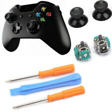 2/4PC 3D Analog Thumb Stick Replacement for Xbox One Left Right Repair Kit Tools