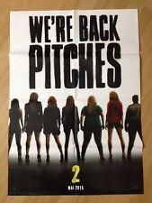 Filmposter * Kinoplakat * A1 * Pitch Perfect 2 * 2015 * Regie: Elizabeth Banks
