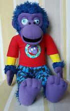 "Zak from ZingZillas 20"" plush soft toy by Vivid"