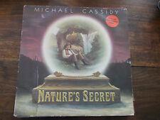 Michael Cassidy - nature's secret - golden lotus records 1979