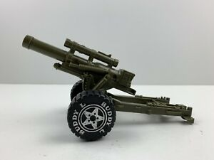 Vintage Buddy L  Artillery Howitzer Cannon Toy