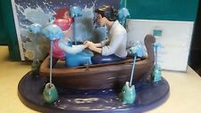 wdcc little mermaid kiss the girl