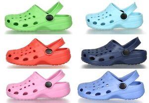 171727 Playshoes Kinder Baby Damen Clogs Badeschuhe Sandalen Schuhe Gr.20 bis 38