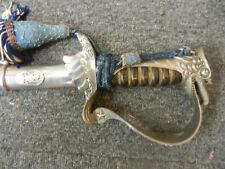 Rare Indonesian Military Sword Eka Paksi Griffin/Eagle Head Pommel Saber