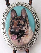 German Shepherd Dog Classic Bolo Tie