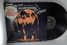 The Real Ale And Thunder Band At Vespers Halcyon Records (3) 1985 LP