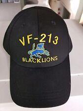 VF-213 BLACKLIONS COMMAND REAL FLEX BALL CAP