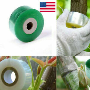 1~2pcs Clear Grafting Tape Stretchable Film Waterproof Garden Pruning Seed Tool