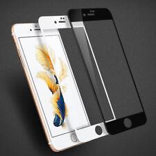 """Protector Cristal Templado Completo 3D 4D con Curvo para iPhone 8 4,7"""" PREMIUM"""