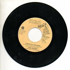 PHIL WOODS 45 RPM Promo Record CANTO DE OSHANNA / SAILS  RCA JB-10824 JAZZ SOUL