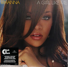 RIHANNA - A GIRL LIKE ME, 2017 EU 180G vinyl 2LP + MP3, NEW - SEALED!