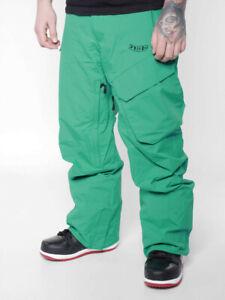 Volcom Metro Cargo Mens Snowboard Ski Pants Snow Trousers Salopettes 10K RRP£170