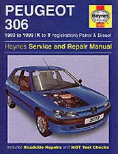 Peugeot 306 Haynes Car Manuals and Literature