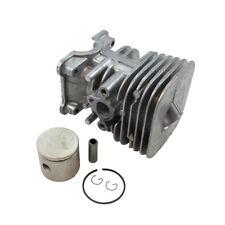 OEM Piston and Cylinder Kit Husqvarna Jonsered 128C 128CD 128L 128LD 545008082