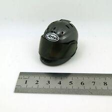 XB101 1/6 Scale HOT ZCWO Female Motorcycle Helmet Grey CY CG TAKARA TOYS