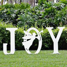 Joy Angel Yard Sign