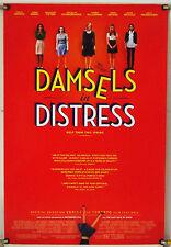 DAMSELS IN DISTRESS DS ROLLED ORIG 1SH MOVIE POSTER GRETA GERWIG COMEDY (2012)