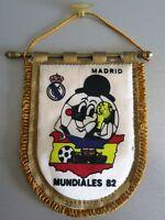 ESPANA WM 1982 Fußball-Wimpel Madrid
