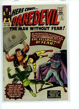 Daredevil #6 VG/FN 1st Appearance Mr. Fear