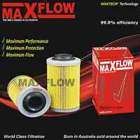 5 X Oil Filter Fit Ryco R2605P Holden Commodore Ute VE VZ V6 3.6 Maxflow® Filter