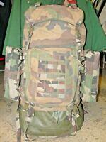 Sac à dos 120l félin F3 réglementaire Armée Française camouflage C/E
