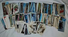 Lot Of 1000 Vintage Collectors Postcard Post Cards Amazing Collection Postcards