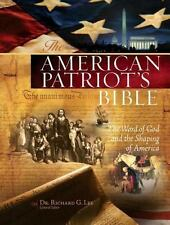 The NKJV, American Patriot's Bible, Hardcover: The Word of God and the Shaping o