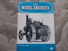 THE  MODEL ENGINEER Vol.108.No.2705 MAR 26,1953. LATHE/ BROACHES/ BOILER/ LOCO'S