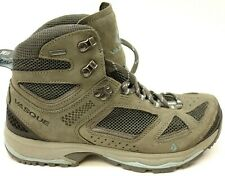 New Vasque Womens Breeze 3.0 GTX Breathable Gray Athletic Hiking Mid Boots 11