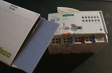 Wago SPS Contrôleur 750-8202 pfc200 Inutilisé Neuf dans sa boîte