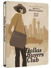 Dvd DALLAS BUYERS CLUB - (1978) (Steelbook)  ***Jason Statham*** ......NUOVO